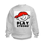 Kid Play Strong Kids Sweatshirt