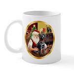 Santa's Lab (blk)#1 Mug