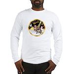 Night Flight/2 Eng Bulldogs Long Sleeve T-Shirt