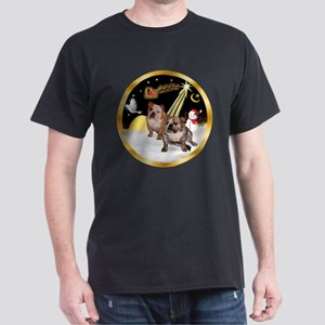 Night Flight/2 Eng Bulldogs Dark T-Shirt