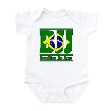 CafePress BJJ Brazilian Jiu Jitsu Infant Bodysuit Baby Bodysuit 319892448