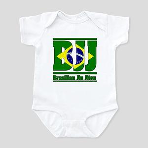 BJJ Brazilian Jiu Jitsu Infant Bodysuit