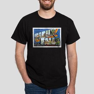 Sioux falls SD Dark T-Shirt