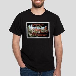Memphis TN Dark T-Shirt