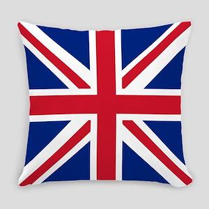 Flag: United Kingdom Everyday Pillow