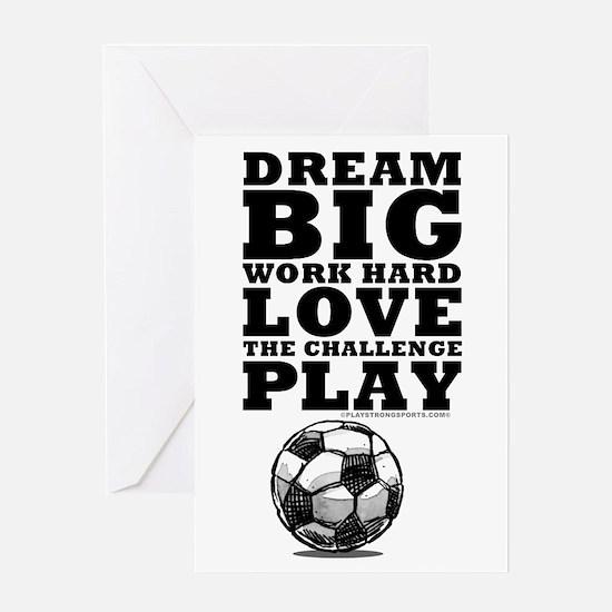Dream Big Birthday #1412 Greeting Card