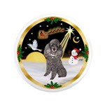 Night Flight/Silver Poodle 3.5