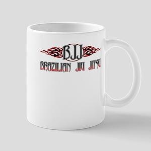 BJJ - Flames Mug