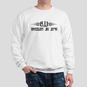 BJJ - Flames Sweatshirt