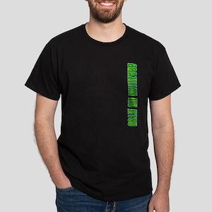 Brazilian Jiu Jitsu - Sideway Dark T-Shirt