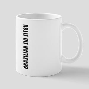 Brazilian Jiu Jitsu - Sideway Mug