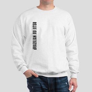 Brazilian Jiu Jitsu - Sideway Sweatshirt
