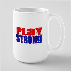 Play Strong Large Mug
