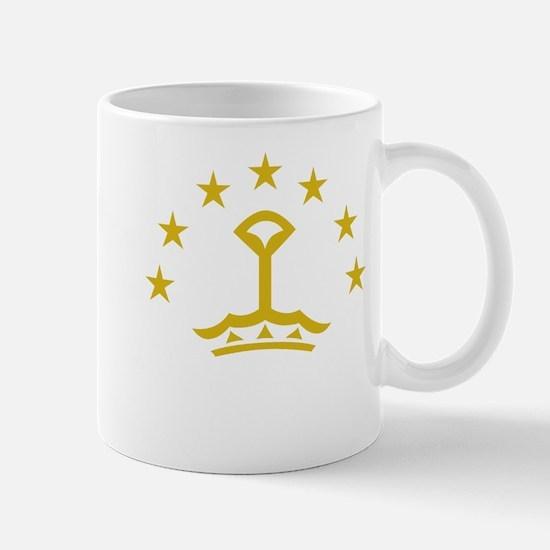 Tajik Crown Mug