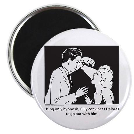 Hypnotic Date Magnet