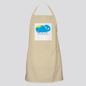 Bleached Whale BBQ Apron