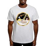 Night Flight/Pekingese Light T-Shirt
