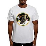 Night Flight/Newfie #2 Light T-Shirt