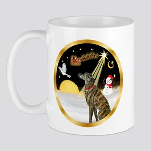 Night Flight/Greyhound (brin) Mug