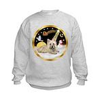 Night Flight/Cairn #4 Kids Sweatshirt