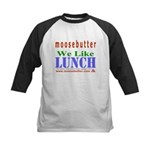 sporty moosebutter lunch shirt