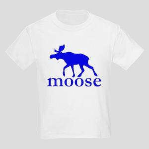 blue moose shirt for kids!