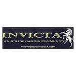 Invicta Bumper Sticker (50 pk)