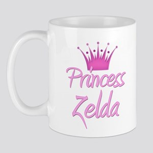 Princess Zelda Mug
