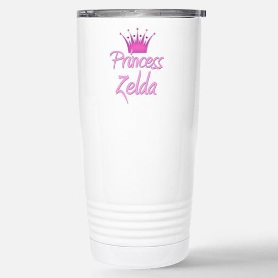 Princess Zelda Stainless Steel Travel Mug