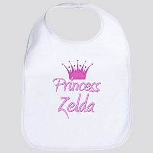 Princess Zelda Bib