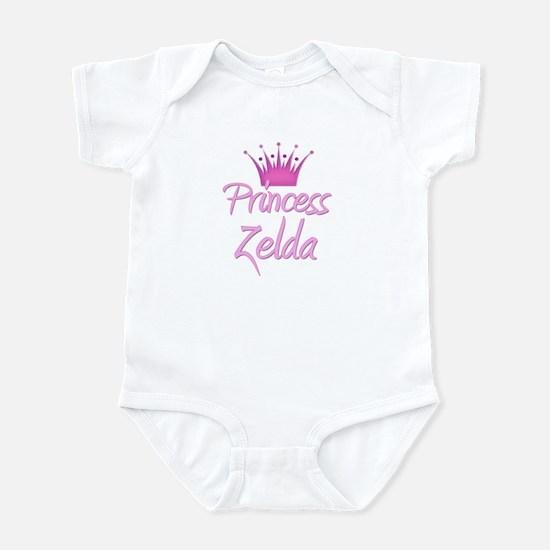 Princess Zelda Infant Bodysuit