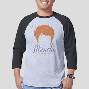 I'm A Blanche Golden Girls Mens Baseball Tee