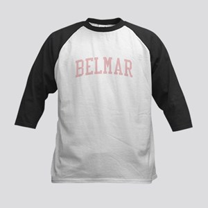 Belmar New Jersey NJ Pink Kids Baseball Jersey