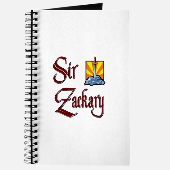 Sir Zackary Journal