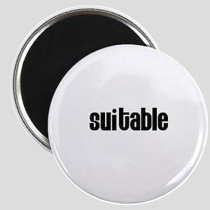 Suitable Magnet