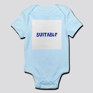Suitable Infant Creeper