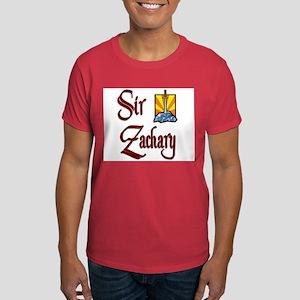 Sir Zachary Dark T-Shirt