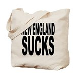 New England Sucks Tote Bag