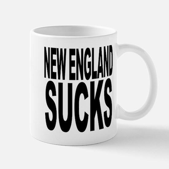 New England Sucks Mug