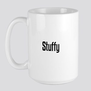 Stuffy Large Mug