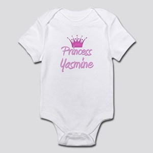 Princess Yasmine Infant Bodysuit