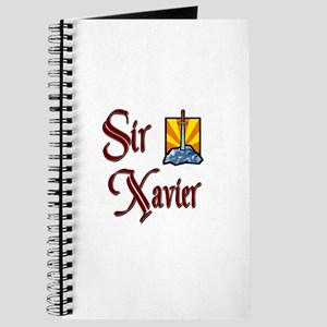 Sir Xavier Journal