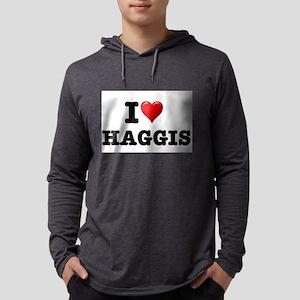 I LOVE - HAGGIS Long Sleeve T-Shirt