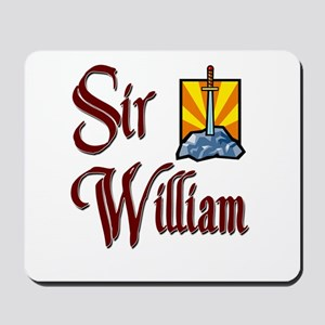Sir William Mousepad