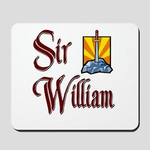 Sir William Mousepad