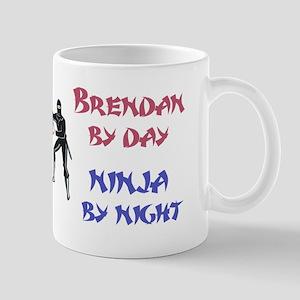 Brendan - Ninja by Night Mug