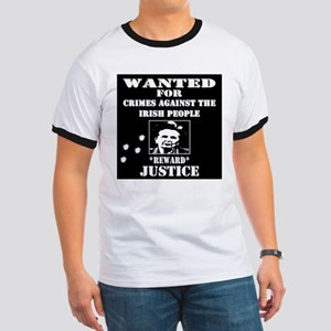 Thatcher wanted poster Ringer T