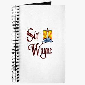 Sir Wayne Journal