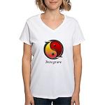 Integrare Women's V-Neck T-Shirt