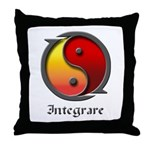 Integrare Throw Pillow